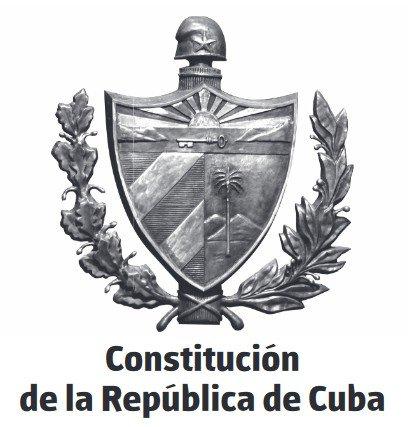 Se pondrá a la venta tabloide con la nueva Constitución de Cuba