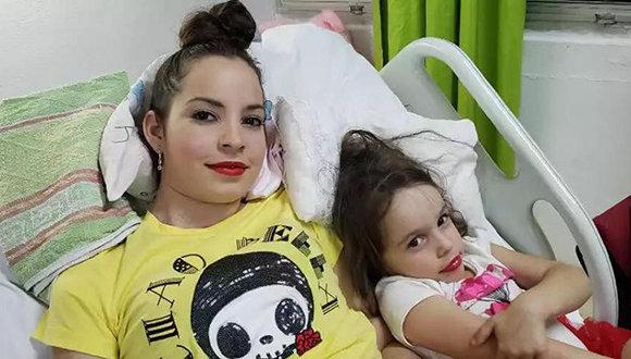 Publican nuevas fotos de sobreviviente de accidente aéreo ocurrido en mayo en Cuba
