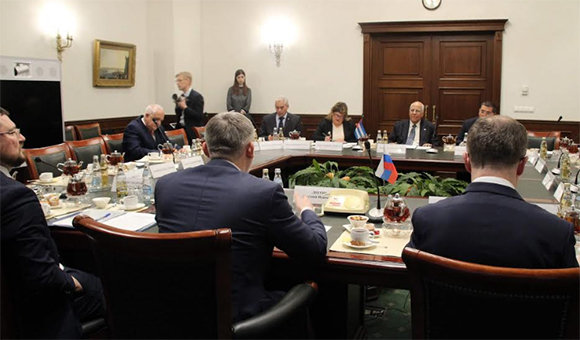 Rusia y Cuba acuerdan pasos para profundizar cooperación