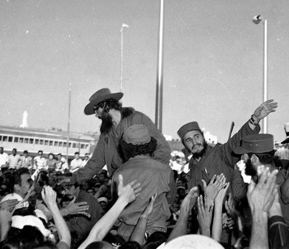 Rememoran entrada de Caravana de la Libertad a la capital cubana
