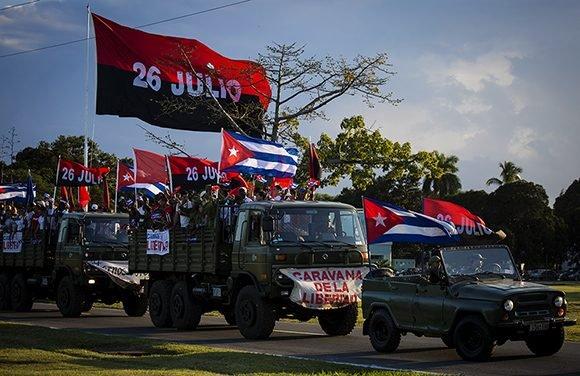 Rememoran entrada de Fidel a La Habana, a 60 años del triunfo (+ Fotos)