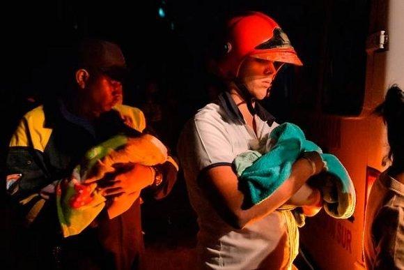 Los héroes anónimos del tornado en La Habana