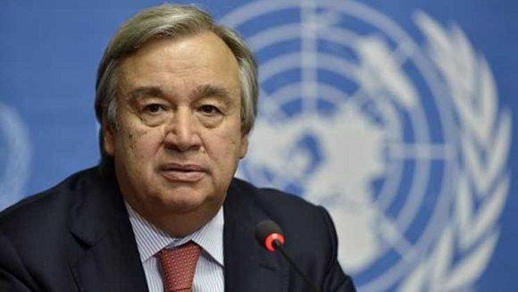El cambio climático será 'desastroso' para África, según Guterres