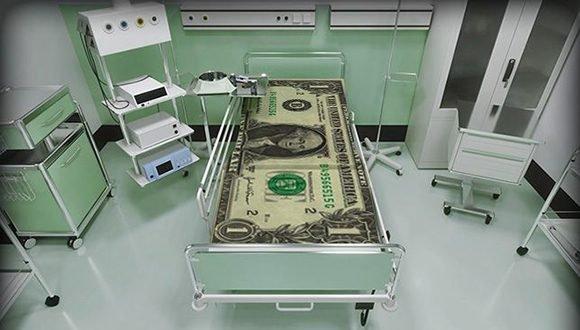 Cien millones de personas van a la quiebra cada año por los gastos médicos