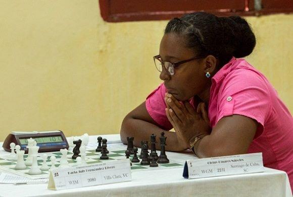 Trebejistas cubanas repiten triunfo en torneo Batalla de América