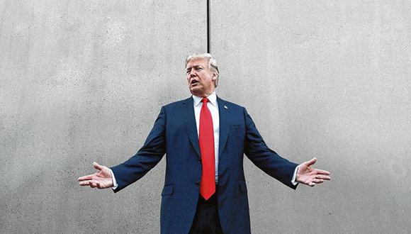 Amenazan demócratas con otro cierre de gobierno si Trump insiste con muro