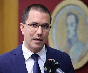International support to Venezuela.