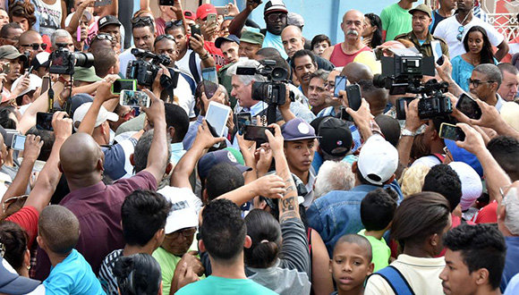 Destaca Díaz-Canel valor de la unidad del pueblo cubano (+ Tuit)