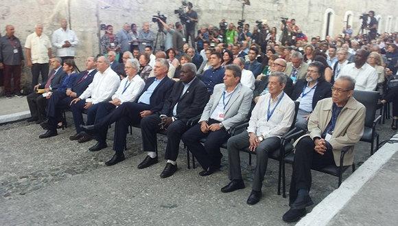 Abre Feria del Libro de Cuba en presencia del presidente Díaz-Canel