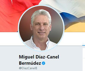 7268a8323 Díaz-Canel  Pompeo y el Gobierno de EEUU no gozan de prestigio ni ...