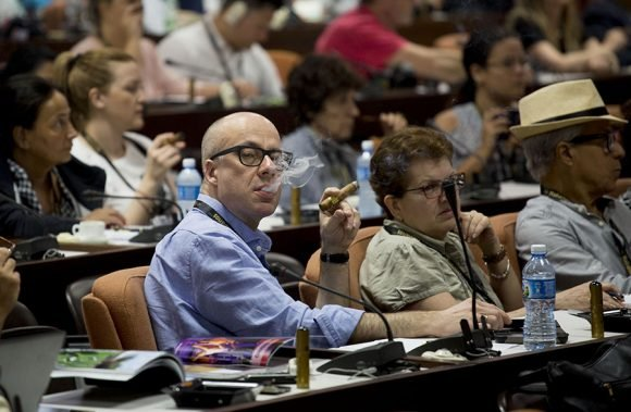 Sales of Cuban cigars grew 7 percent worldwide in 2018