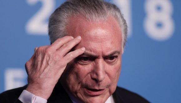 El expresidente de Brasil, Michel Temer, es detenido por corrupción