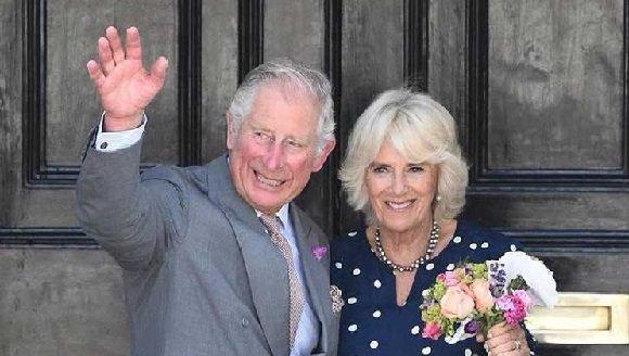 Díaz-Canel considera un honor la visita de pareja real británica a Cuba