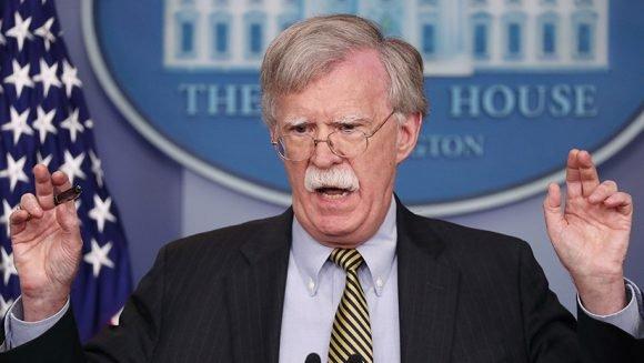 Bolton hablará sobre Cuba ante los derrotados mercenarios de Playa Girón