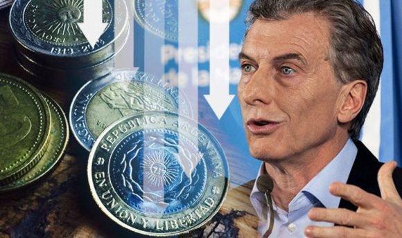 Argentina al borde de un cese de pagos y Macri dice que todo está bien