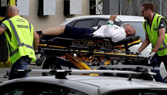 Atentado En Nueva Zelanda Hd: Atentado En Dos Mezquitas En Nueva Zelanda Deja Al Menos