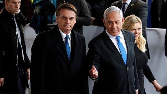 Jair Bolsonaro llegó a Israel y promete aprovechar relación con Tel Aviv