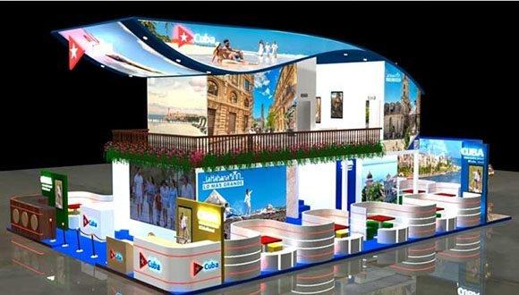 Cuba representada en Feria Internacional de Turismo en Berlín