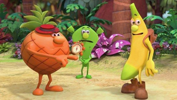 'Los Fruittis' vuelven a la televisión 30 años después