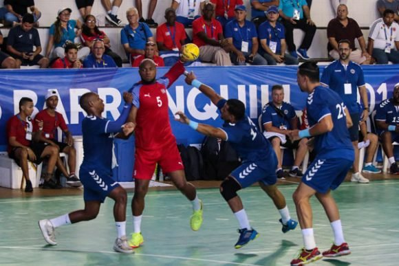 Cuba advance to semifinals in Men´s Handball Emerging Nations Championship