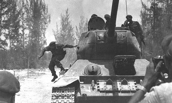 Fidel: El 19 de abril el imperialismo yanqui sufrió su primera gran derrota en América Latina (+ Fotos y Video)