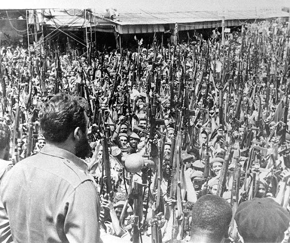 Girón fue una gran proeza de nuestro pueblo (+ Fotos y Video) — Fidel
