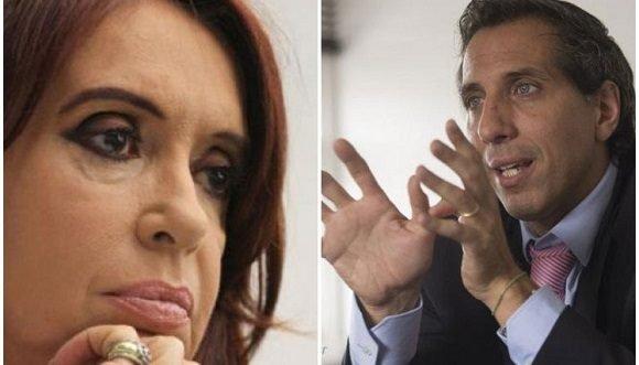 Fiscal argentino rechaza pedido de viaje de Cristina a Cuba