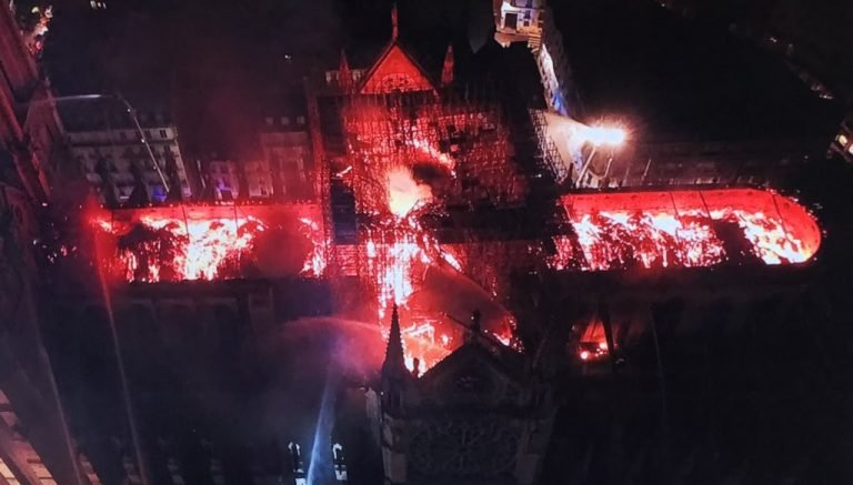 Incendio en Notre Dame: tragedia para la Cultura y el arte del mundo (+Fotos)
