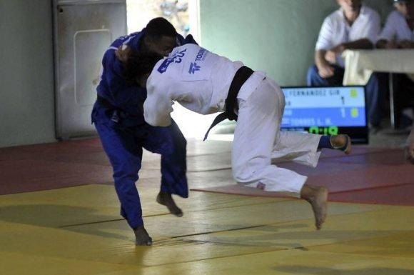 Cubano Orlando Polanco irá por el bronce en Grand Slam de Judo