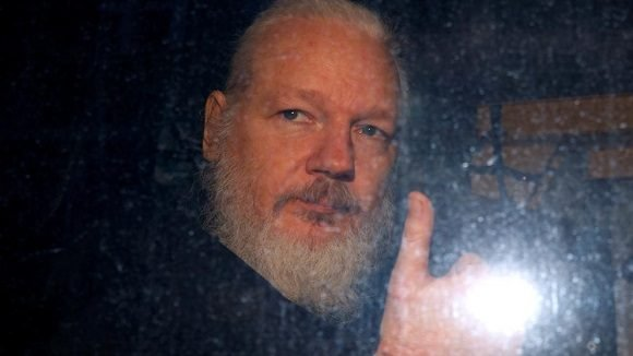 Assange's extradition process to the United States could take months.