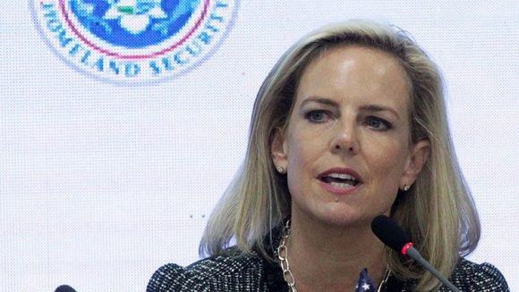 Resultado de imagen para Secretaria del  Interior de Trump,renuncia