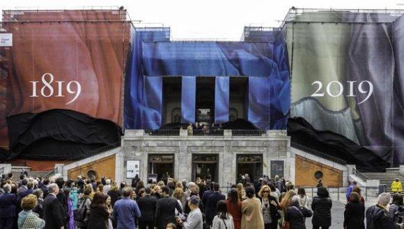Premio Princesa de Asturias reconoce 200 años del Museo del Prado