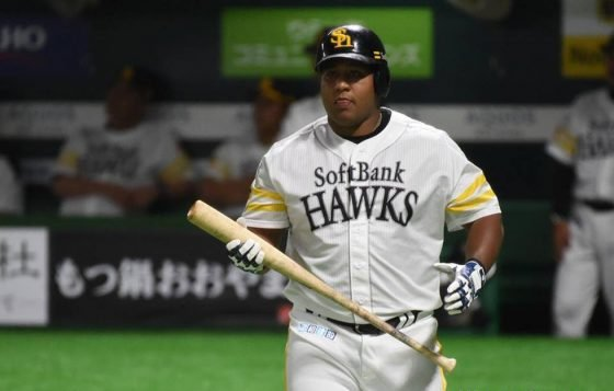 Cuban Despaigne blasted his 30th homer in Japanese Professional Baseball League