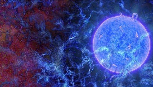 La NASA detecta la molécula más antigua del Universo