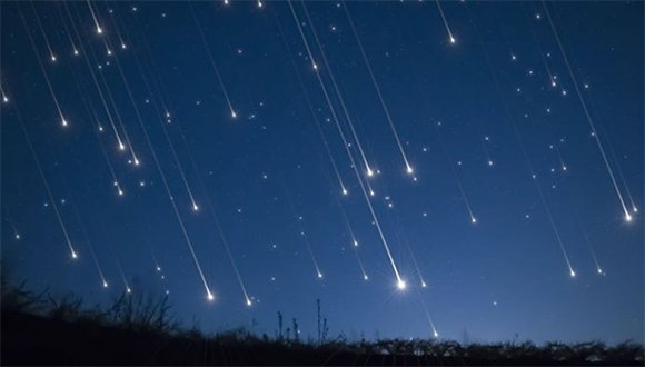 Lluvia de estrellas será visible las noches de hoy y mañana