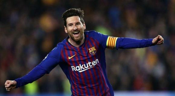 Messi Lleva Al Barcelona A Semifinales De La Champions El Ajax Derrota A La Juventus Cubadebate