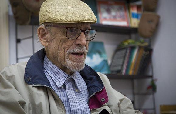 Fallece el eminente intelectual cubano Roberto Fernández Retamar