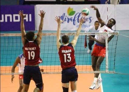 Cuba wins 2019 Men´s U21 Pan American Volleyball Cup