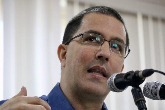 Venezuela quiere diálogo con Estados Unidos — Arreaza