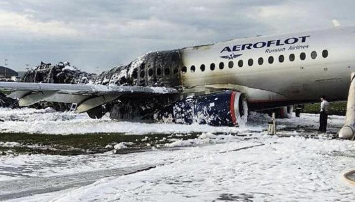 Cuba expresa condolencias a Rusia por accidente de aviación en Moscú