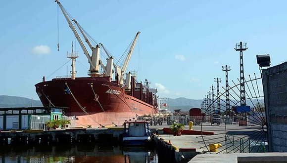 Multipurpose port in Santiago de Cuba ready to start operations