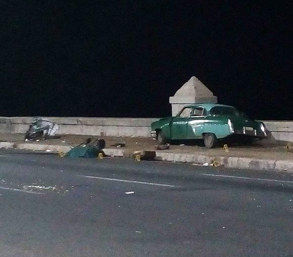 Autoridades de tránsito ofrecen nuevos detalles del accidente ocurrido en capital cubana