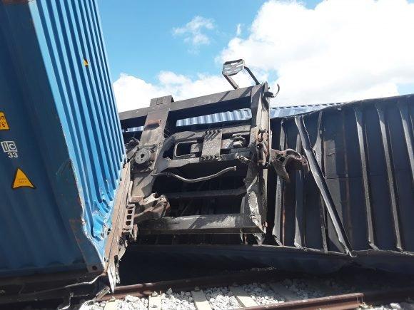 Accidente ferroviario en La Habana solo causa pérdidas materiales