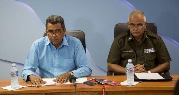 Autoridades ofrecen información oficial sobre accidente en el malecón habanero