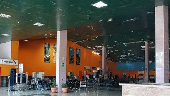 Reabre Aeropuerto Abel Santamaría en el centro de Cuba