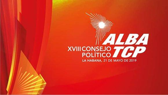 Consejo Político del ALBA-TCP sesionará en La Habana, el próximo 21 de mayo