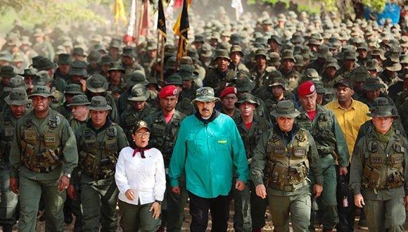 No solicitamos diálogo con Cuba, presionamos la salida de Maduro — Borges
