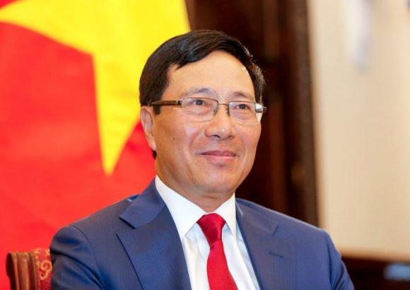 Llega este domingo a Cuba Viceprimer ministro y Ministro de Exteriores de Vietnam