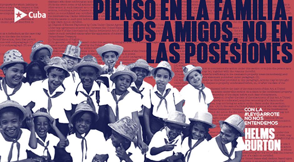 Necesario recordar: Demanda del Pueblo cubano al Gobierno de Estados Unidos por daños económicos