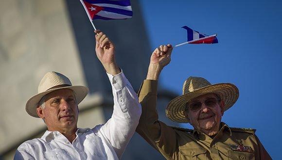 Presidente Maduro felicitó al líder revolucionario Raúl Castro en su cumpleaños 88
